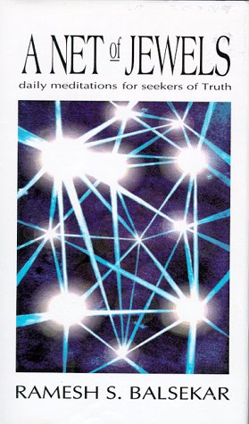 9780929448152: A Net of Jewels: Daily Meditations for Seekers of Truth