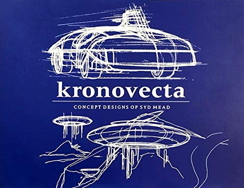 9780929463063: Kronovecta: Concept Designs of Syd Mead