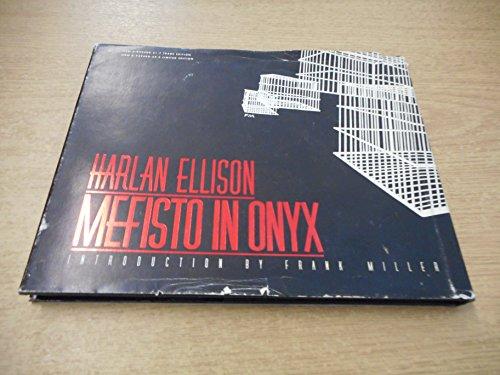 9780929480312: Mefisto in Onyx