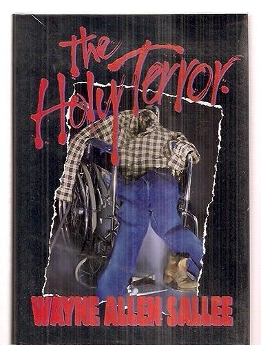 Holy Terror: A Novel: Sallee, Wayne Allen