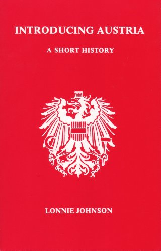 9780929497037: Introducing Austria: A Short History. (Studies in Austrian Literature, Culture, and Thought)