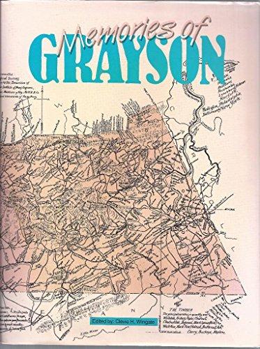 9780929521671: Memories of Grayson