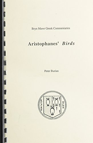 9780929524641: Aristophanes : Birds (Text and Commentary) - 2 Volume Set