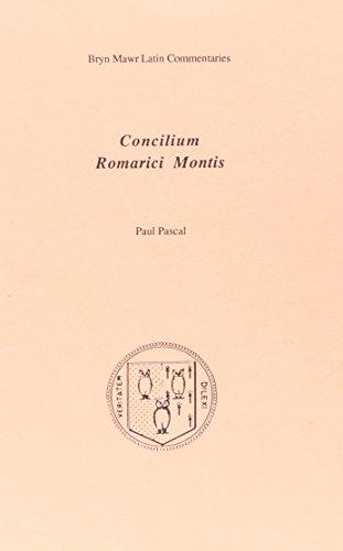 Concilium Romarici Montis: Pascal, Paul