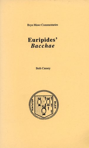 Bacchae (Paperback): Euripides
