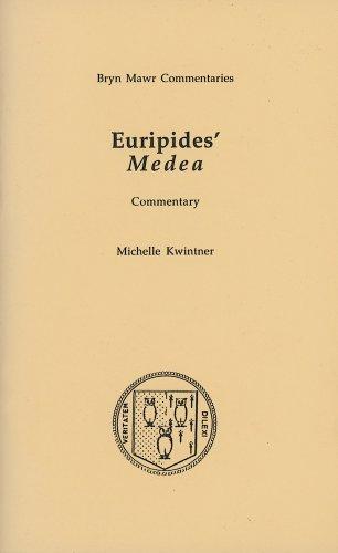 9780929524924: Medea (Greek Commentaries)