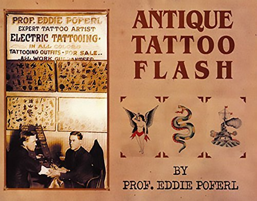 9780929526584: Antique Tattoo Flash