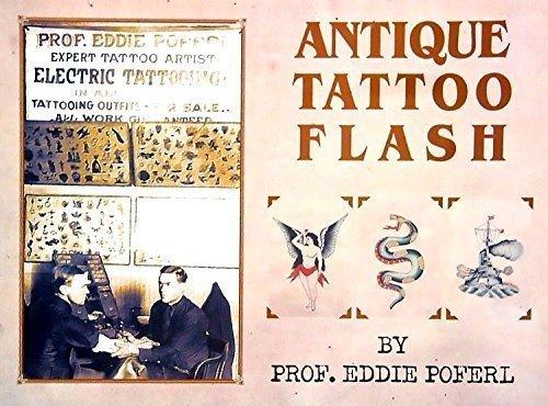 9780929526584: Antique Tattoo Flash