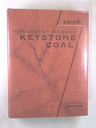 Keystone Coal Industry Manual 1997