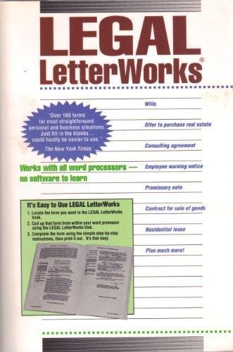 Legal LetterWorks: Jr. Charles B. Chermofsky; Griffith G. deNoyelles