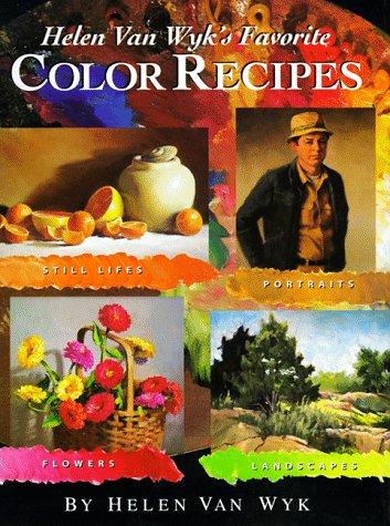 9780929552101: Helen Van Wyk's Favorite Color Recipes