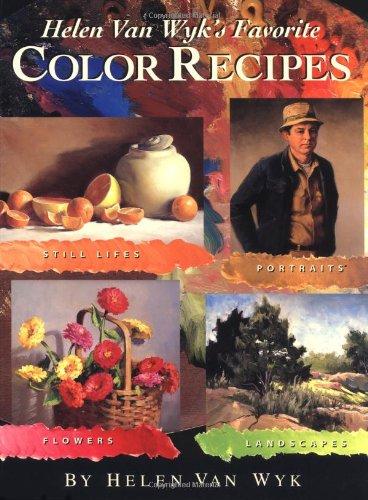 9780929552170: Helen Van Wyk's Favorite Color Recipes