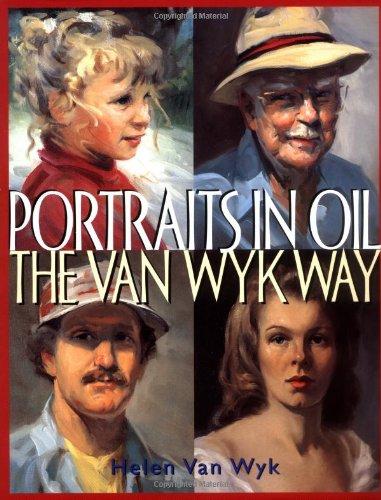 9780929552200: Portraits in Oil the Van Wyk Way