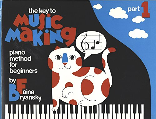 9780929571003: The Key to Music Making: Piano Method for Beginners Part 1