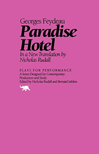 9780929587455: Paradise Hotel (Plays for Performance Series)