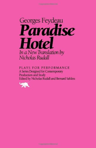 9780929587486: Paradise Hotel (Plays for Performance Series)