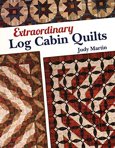 9780929589152: Extraordinary Log Cabin Quilts