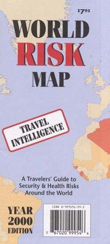 9780929591599: World Risk Map