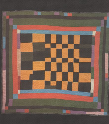 9780929597102: Something else to see: Improvisational bordering styles in African-American quilts