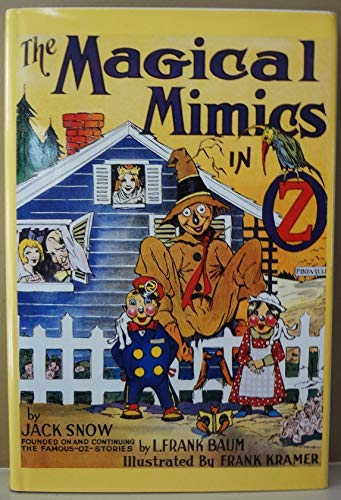 9780929605081: The Magical Mimics in Oz