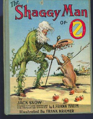9780929605104: The Shaggy Man of Oz
