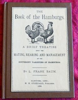 9780929605135: The Book of the Hamburgs: A Brief Treatise upon the Mating, Rearing, and Management of the Different Varieties of Hamburgs