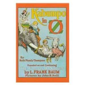 9780929605784: Kabumpo in Oz (Oz Books)