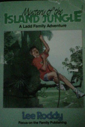 9780929608198: Mystery of the Island Jungle (The Ladd Family Adventure Series #3)