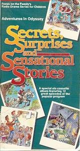 Adventures in Odyssey: Secrets, Surprises and Sensational Stories (#3) (0929608488) by Focus on the Family