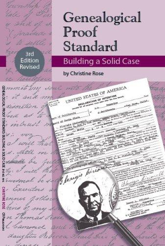 9780929626192: Genealogical Proof Standard