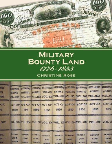 9780929626208: Military Bounty Land, 1776-1855