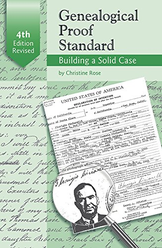 9780929626215: Genealogical Proof Standard