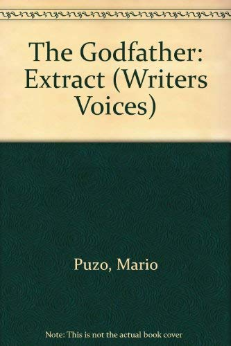 Selected from the Godfather (Writers Voices): Mario Puzo