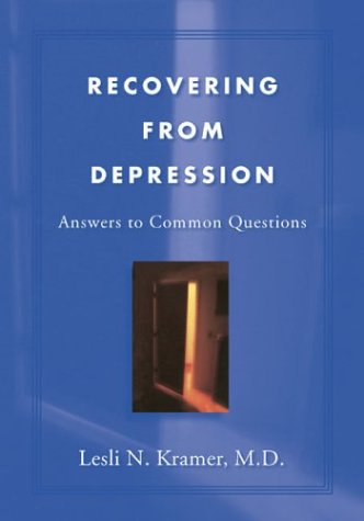 9780929636238: Recovering From Depression: Answers To Common Questions