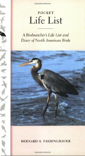 9780929636245: Pocket Life List: A Birdwatcher's Life List and Diary of North American Birds
