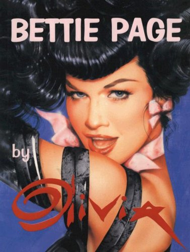 9780929643250: Bettie Page by Olivia
