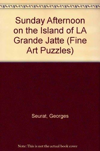 9780929648514: Sunday Afternoon on the Island of LA Grande Jatte (Fine Art Puzzles)