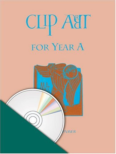 9780929650593: Clip Art for Year A