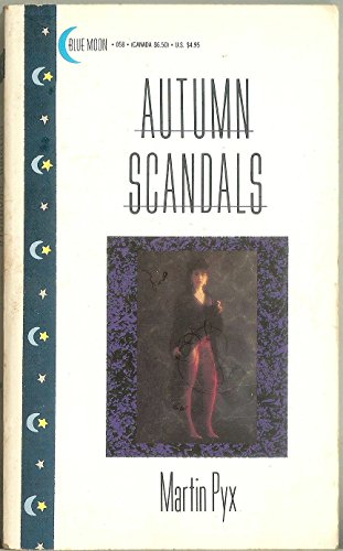9780929654409: Autumn Scandals: The Victorian Era