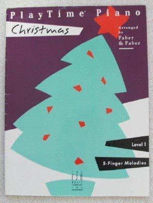 9780929666020: Playtime Piano Christmas