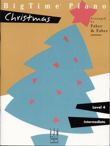 9780929666181: Bigtime Piano Christmas, Level 4: Intermediate