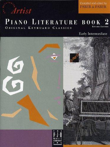9780929666365: The Developing Artist: Piano Literature Book 2