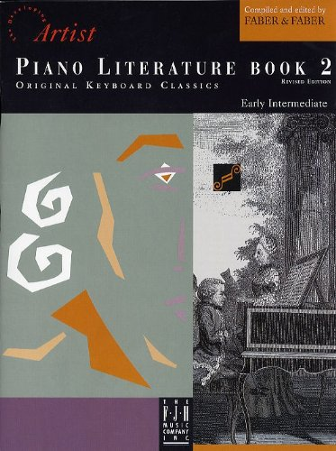 The Developing Artist, Piano Literature Book 2: Faber Faber