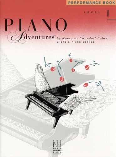 9780929666617: Piano Adventures: Performance Book - Level 1 (Piano Adventures Library)