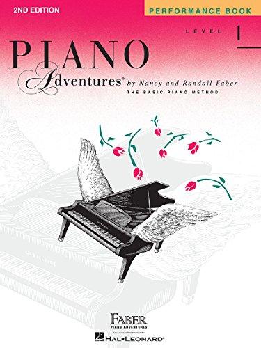 9780929666617: Piano Adventures: Performance Book Level 1