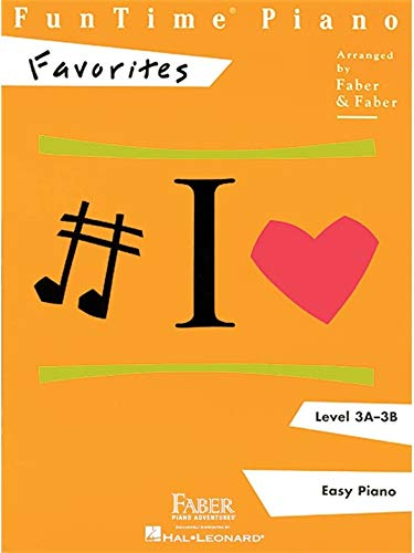 9780929666631: FunTime Piano Favorites Level 3A-3B