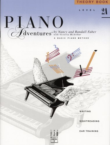 9780929666648: Piano Adventures Theory Book, Level 2A