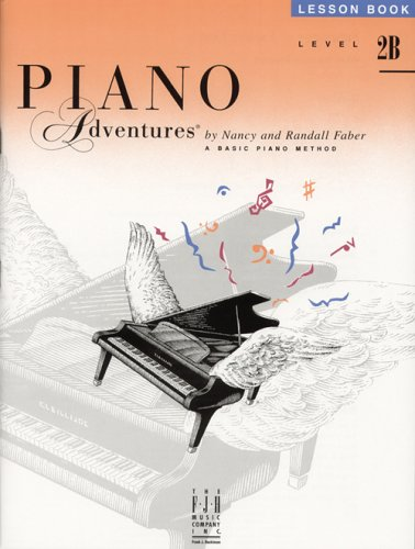 9780929666662: Piano Adventures: Lesson Book 2B 2nd Edition