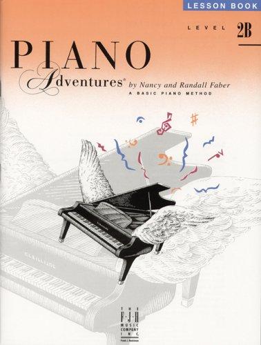 9780929666662: Piano Adventures: Lesson Book Level 2B