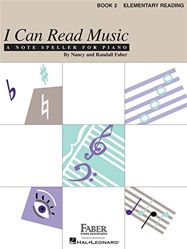 9780929666785: I Can Read Music, Book 2 (Faber Piano Adventures)